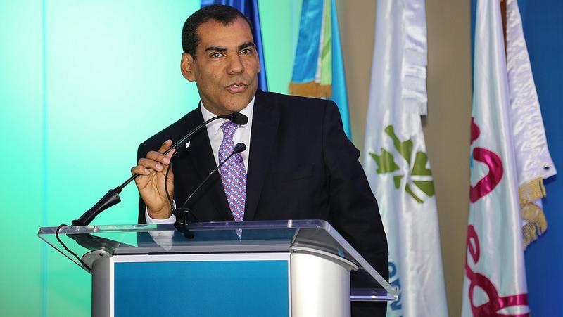 Luis Bencosme, presidente de la Red Nuevos Servicios Financieros.
