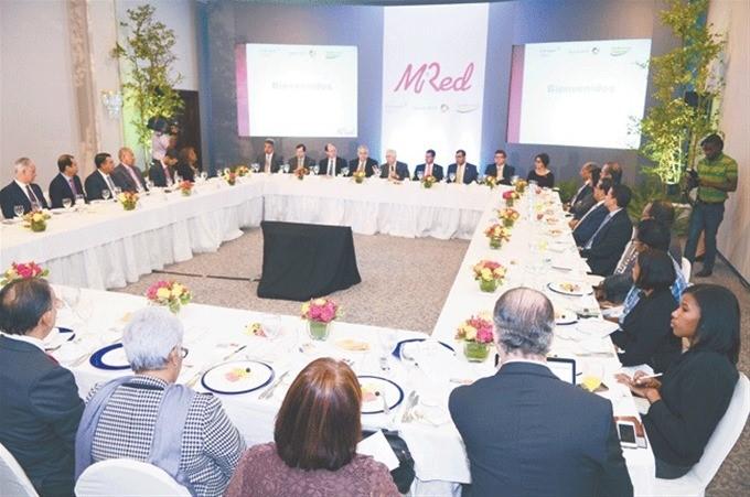 Bancos BHD León y el BR lanzan proyecto Mi Red